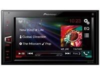 pioneer mvh-av270bt high end fully loaded bluetooth/aux/ipod/reverse camera & more