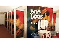 Boomtown Zoo Loos Pass