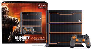 1TB playstation 4 limited edition bundle black ops 3