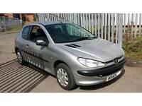 BREAKING Peugeot 206 1.4l petrol 2000