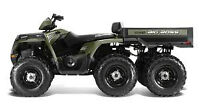 2014 Sportsman Big Boss 6x6 800 EFI
