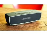 Bose Soundlink Mini 2 Used Once with new hardcase and new softcase Bargain