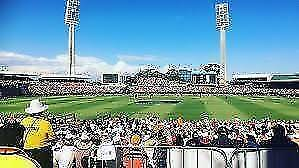 1-6 ASHES WACA PERTH CRICKET TICKETS DAY 1 AND DAY 3
