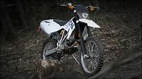 2009 BMW G450X trade for Trials motorcycle!