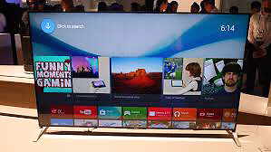 55' Sony smart TV with free movies channels 1500 OBO