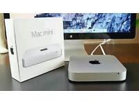 Apple macmini Quadcore 2.7Ghz, 16Gb ram, 500GB sata3 £450