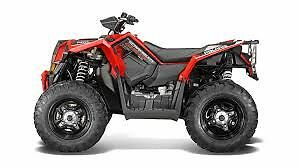 Used 2014 Polaris 2014 POLARIS SCRAMBLER 850 H.O.