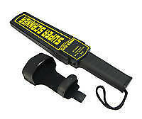 Hand Held Metal Detectors - Security