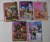 Barbie books for sale London Ontario image 3
