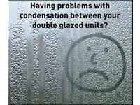 DOUBLE GLAZING REPAIRS READING, MISTED OR BROKEN GLASS, LOCKS, HANDLES & HINGES.