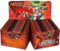 Sealed   Unstable Booster  Box