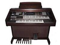 Preowned Technics GA-1 Organ