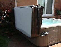 NEED A NEW OR GENTLY USED HOT TUB COVER??? Kitchener / Waterloo Kitchener Area image 1