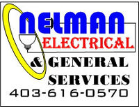Electrician at your service