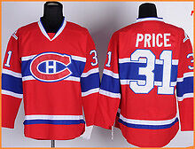 Montreal Canadiens Jerseys--Pacioretty and Price.