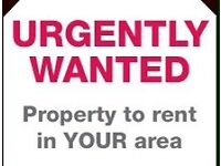 Flat/House to rent wanted for waiting tenants