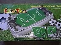 Eddy Toy Power Action Air Football with Spare football Disc
