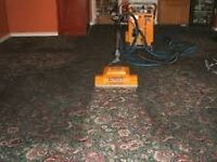 professional carpet cleaning two rooms £30
