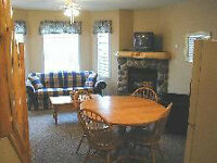 Fernie Condo for rent house trained dog allowed
