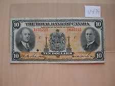 Canadian notes + silver & gold coins