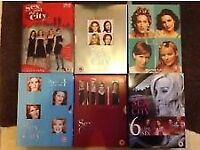complete 6 seasons of Sex and the city dvd