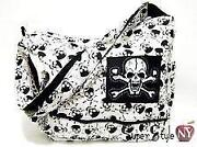 Punk Messenger Bag