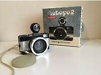 Mint Condition Lomography Fisheye 2 35mm Film Camera
