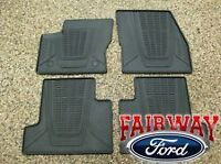 Factory Fitted 2014 Ford Escape Winter Rubber Floor Mats