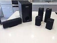 Samsung 5.1 DVD Surround Sound ht-z310 system