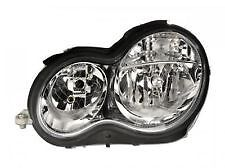 MERCEDES BENZ C CLASS W203 2004 - 2007 HEADLIGHT HEADLAMP  1 X PAIR RH & LH