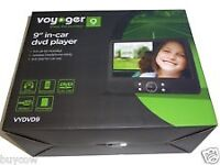 Voyager 9 in car DVD player