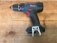 2 BOSCH GSB 14.4-2-LI PROFESSIONAL CORDLESS 14.4V LI-ION HAMMER DRILL WITH BATTERY NO CHARGER