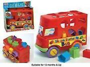Shape Sorter Bus