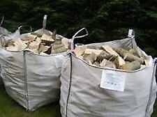 Big bags of logs and turf
