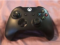 Xbox one controller black *faulty*