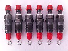 Toyota Landcruiser 1HZ injectors