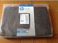 "HP LAPTOP SLEEVE 15.5"" case new"