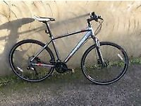 Chris Boardman Men's Hybrid Mountain Bike