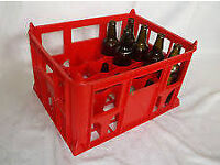 Wanted: Milk or beer crates