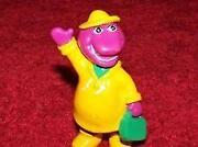Barney Figurines