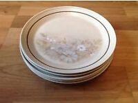Royal Doulton - Lambethware - Florinda - 7 X Starter Plates