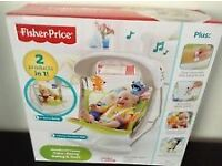 fisher price swing brand new in box.
