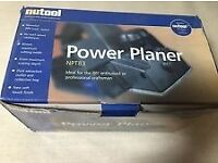 Nutool Power Planer