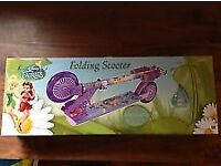 BRAND NEW disney girls scooter ages 4-6