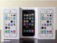 apple iPhone 5s 64Gb unlocked brand new condition warranty