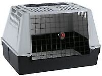 dog car crate/cage