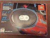 jbl speakers set 6 by 9s
