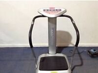 Marcy vibroplate as good as new with manual £70.00