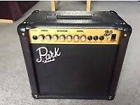 PARK GUITAR AMPLIFIER IN VERY GOOD CONDITION BARGAIN AT £35