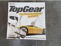 Top Gear Board Game.
